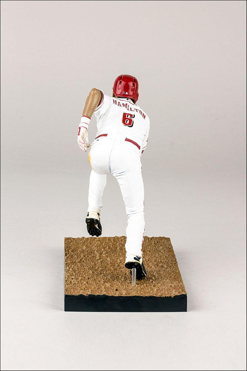 McFarlane MLB Cincinnati Reds Series 33 Billy Hamilton Figure