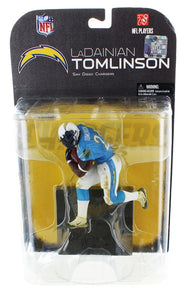 San Diego Chargers NFL Series 18 Figure: Ladanian Tomlinson