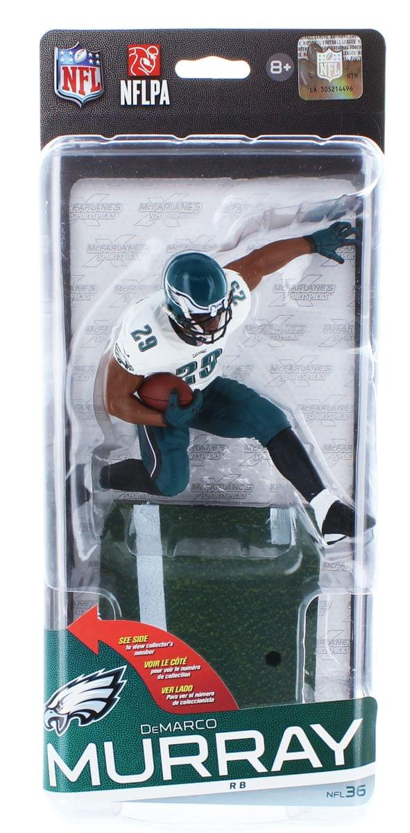 Philadelphia Eagles NFL Series 36 Figure Demarco Murray (White Jersey Variant)