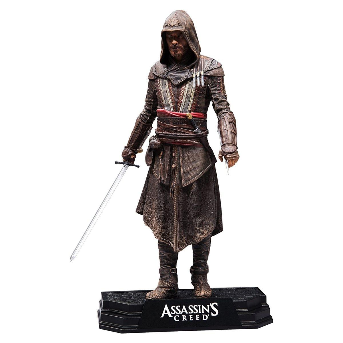 Assassin S Creed Movie 7 Color Tops Action Figure Aguilar Toynk Toys