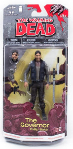 "The Walking Dead Comic Book Series 2 5"" Action Figure: The Governor"