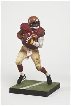 Washington Redskins McFarlane NFL Series 31 Figure: Robert Griffin III (Throwback Jersey Exclusive) Chase