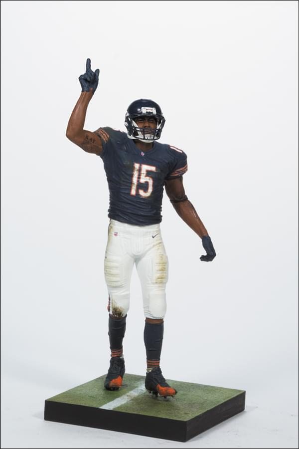 Chicago Bears McFarlane NFL Series 34 Figure: Brandon Marshall