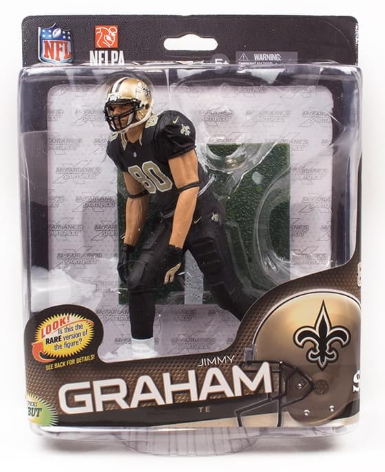 New Orleans Saints McFarlane NFL Series 34 Figure: Jimmy Graham