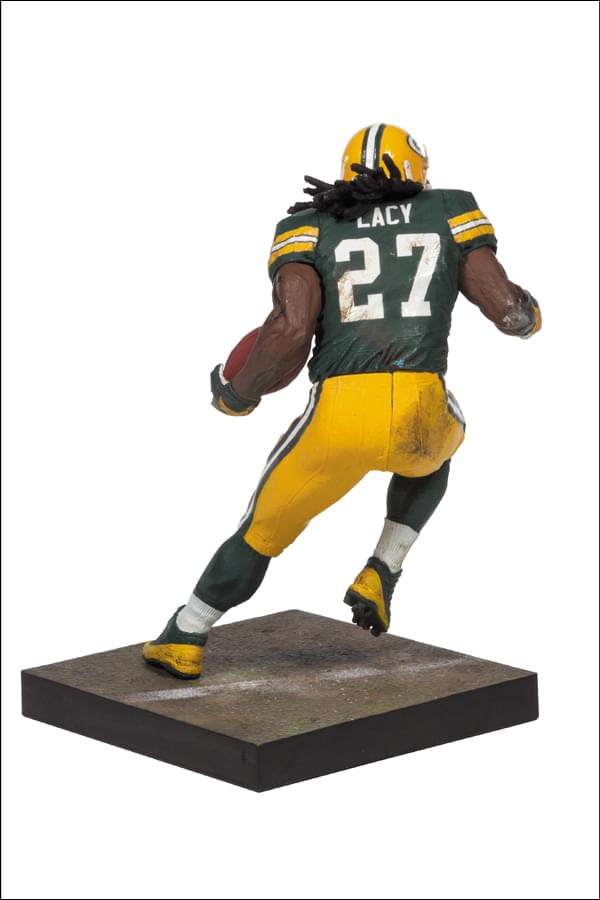 Green Bay Packers McFarlane NFL Series 34 Figure: Eddie Lacy