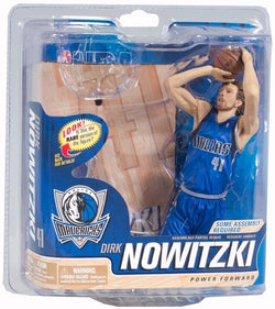 Mcfarlane NBA Series 21 Figure Dirk Nowitzki 3 Dallas Mavericks