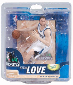 Minnesota Timberwolves McFarlane NBA Series 21 Figure: Kevin Love