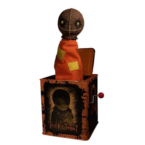 Trick r Treat Sam Mezco Burst-A-Box