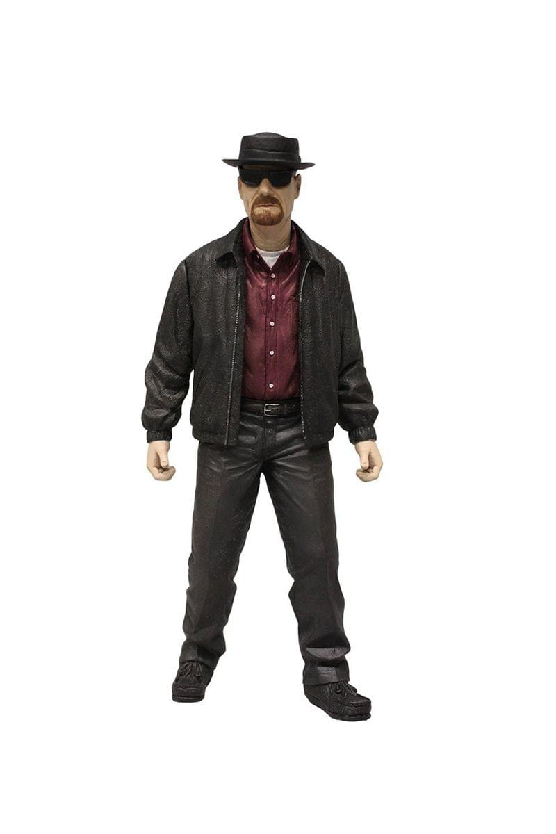 "Mezco Toyz Breaking Bad Heisenberg 12"" Action Figure"