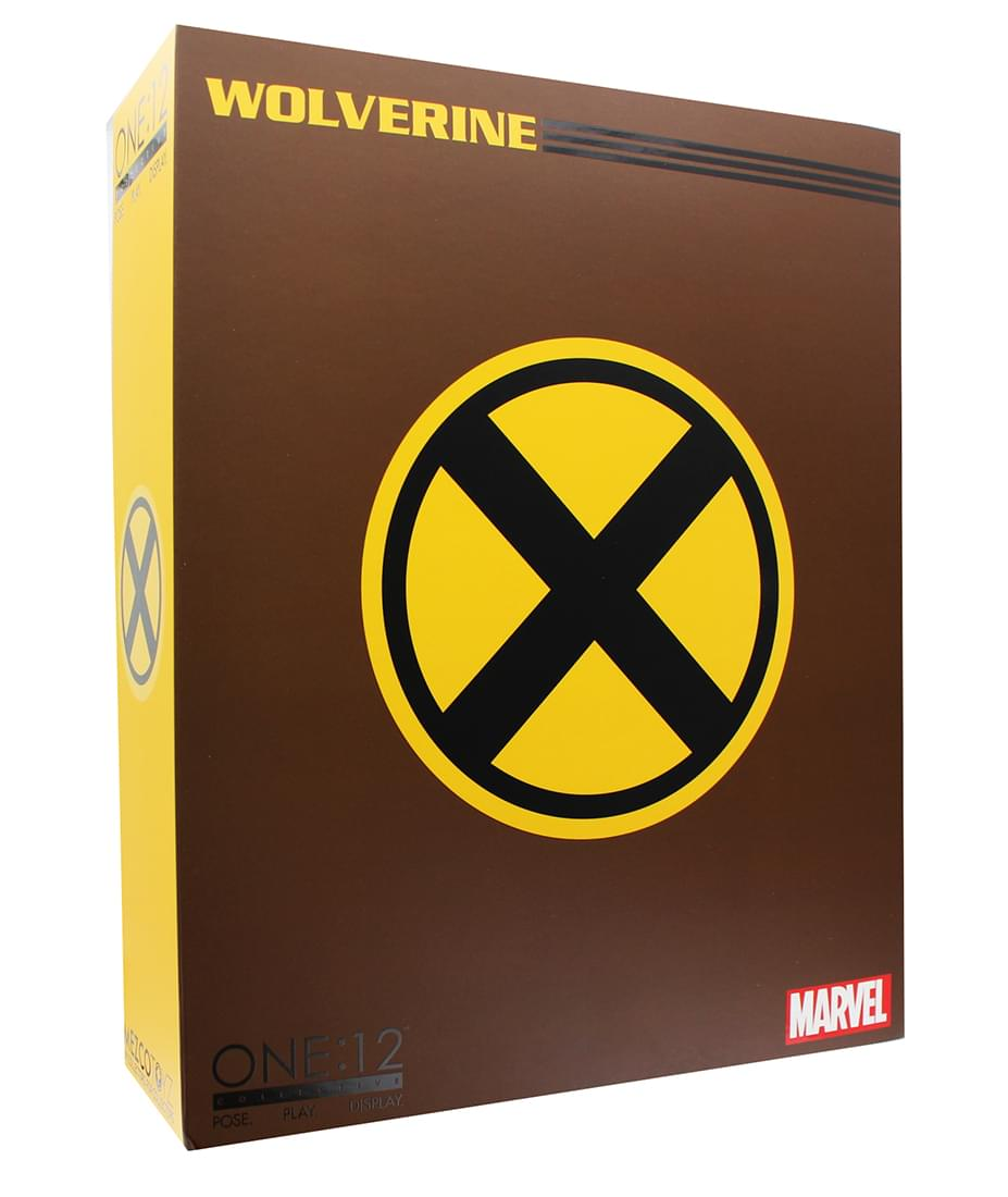 "Marvel One:12 Collective 6"" Action Figure: Wolverine"