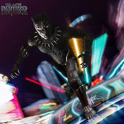 Marvel One 12 Collective Black Panther Action Figure