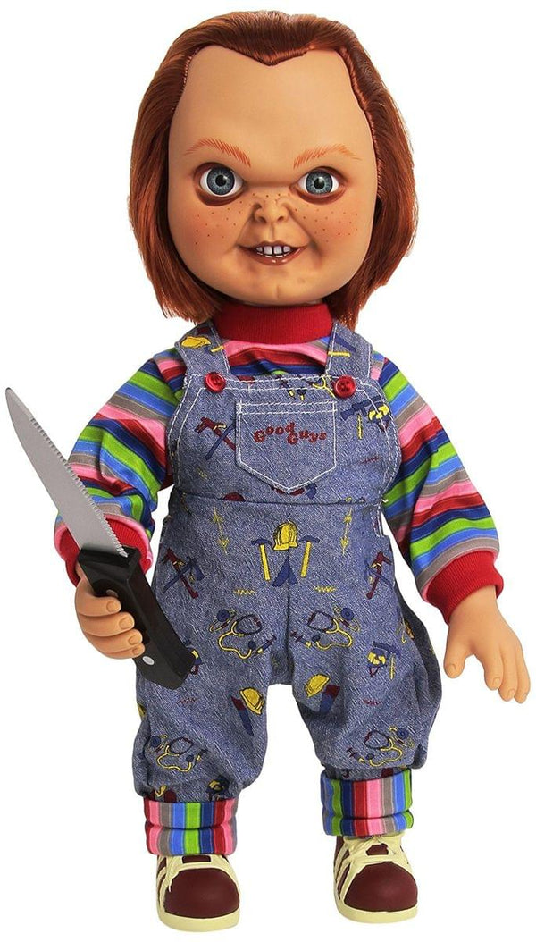 "Child's Play 15"" Good Guy Chucky Talking Action Figure"