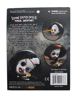 The Living Dead Dolls Pencil Sharpener: Bride of Valentine