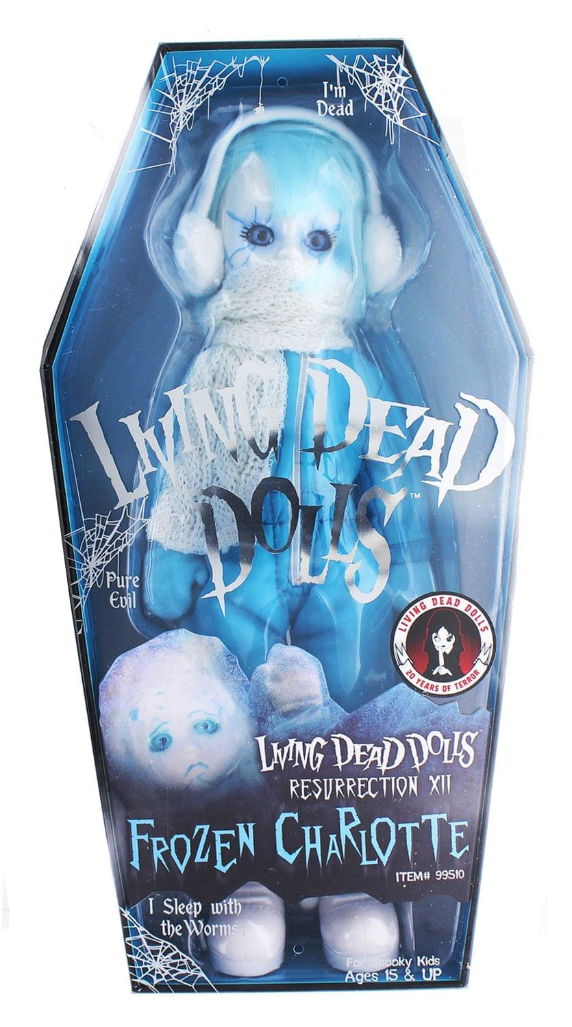 Living Dead Dolls Resurrection Frozen Charlotte Variant 10 Inch Collector Doll
