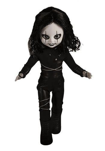 Living Dead Dolls Presents The Crow | 10 Inch Collectible Doll