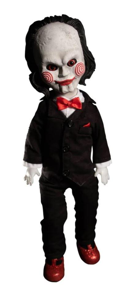 SAW Living Dead Dolls Billy the Puppet | 10 Inch Collectible Doll