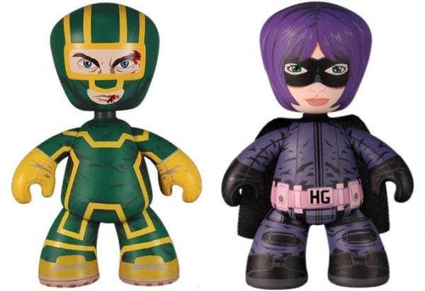 "Kick-Ass Series 1 Mez-itz 6"" Case Of 12"