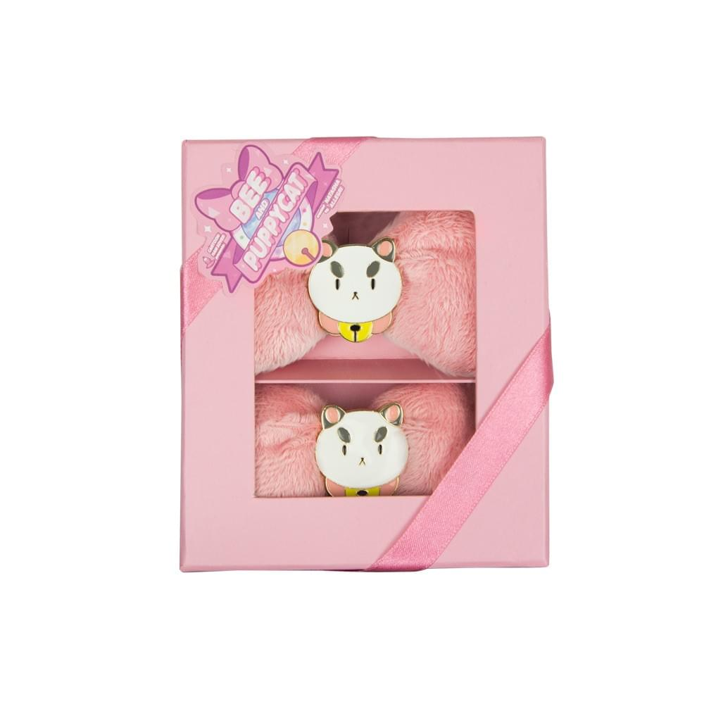 Bee and PuppyCat Plush Bows with Gift Box