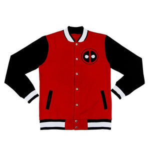 Team Deadpool Premium Jacket