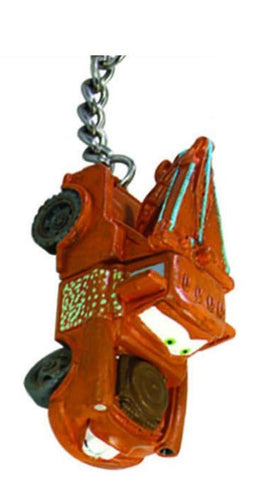 Disney Cars 2 Mater Car Figural Key Ring