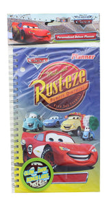 Disney/Pixar CARS Personalized Deluxe Planner