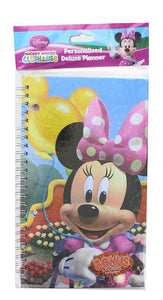 Disney Minnie Mouse Clubhouse Personalized Deluxe Planner
