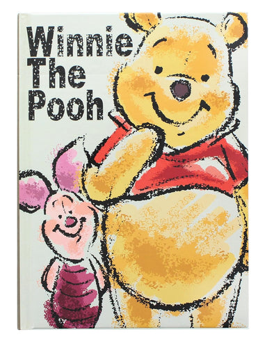 Disney Winnie the Pooh 5x7 Inch Hardcover Journal