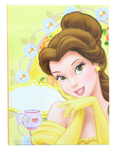 Disney Princess Belle 5x7 Inch Hardcover Journal