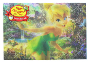 Disney Tinker Bell 3D Motion Picture Magnet
