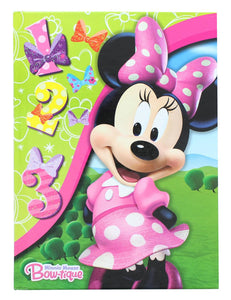 Disney Minnie Mouse 5x7 Inch Hardcover Journal