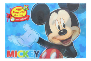 Disney Mickey Mouse Florida 3D Motion Picture Card Magnet