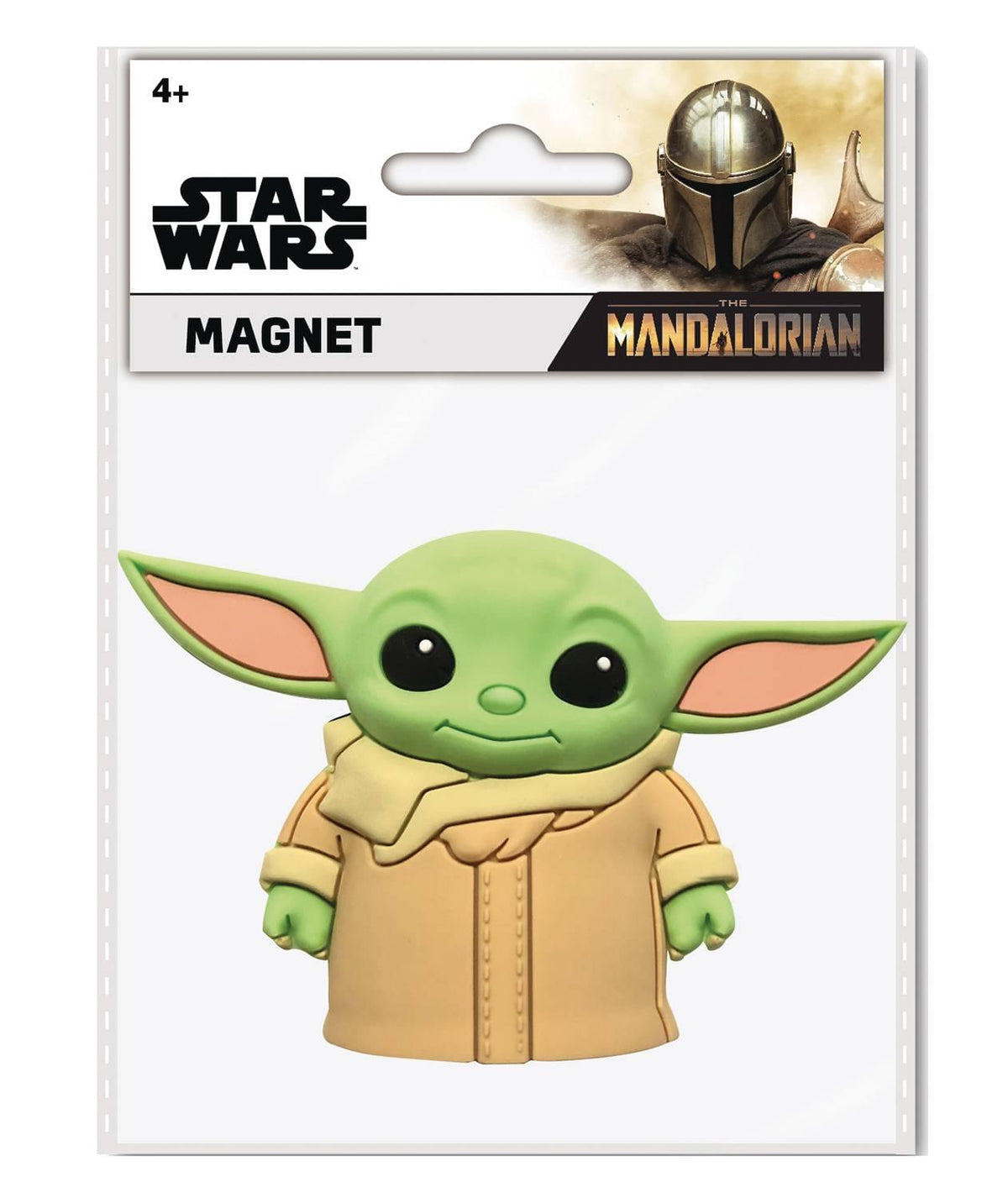 Star Wars The Mandalorian The Child 3D Foam Magnet