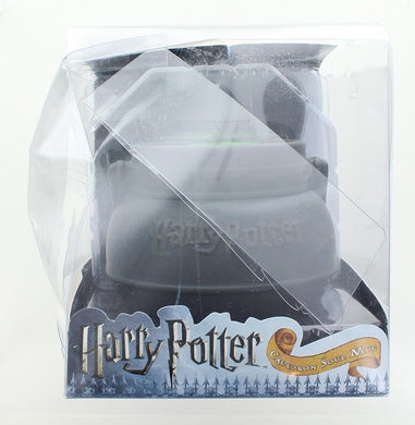 Harry Potter Ceramic Cauldron Soup Mug w/ Spoon | Damaged Box