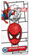 Marvel Spider-Man Head Colored Key Ring