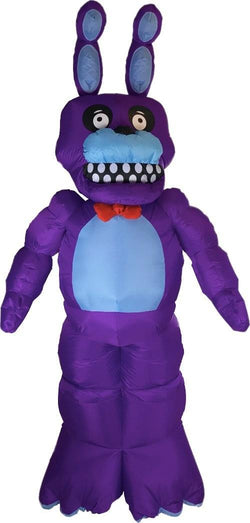 Five Nights at Freddy's Inflatable Halloween Decor Set: Bonnie, Foxy, Freddy