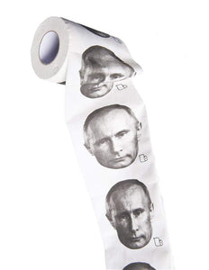 Russian Bear Toilet Paper