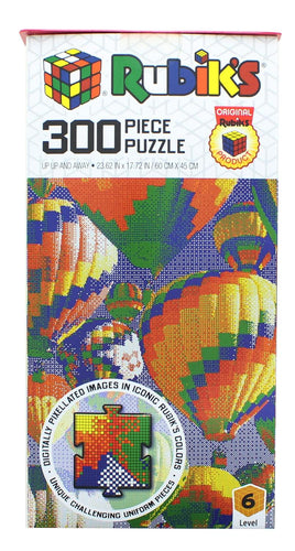 Rubiks 300 Piece Jigsaw Puzzle | Up Up Away