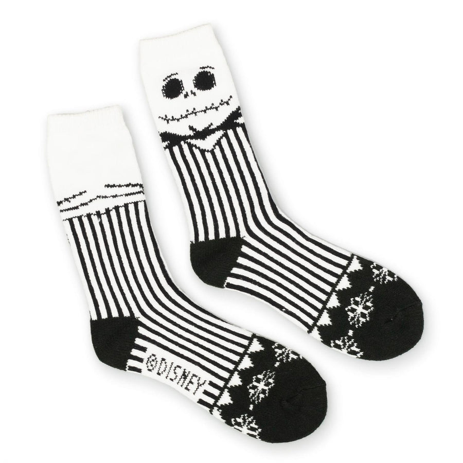 The Nightmare Before Christmas Ugly Sweater Socks - Toynk Toys