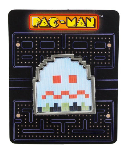 Pac-Man Scared Ghost Enamel Collector Pin