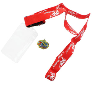 Disney AAA Vacations Lanyard w/ Finding Nemo Collector Pin