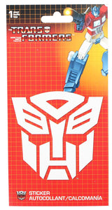 "Transformers 4"" Autobot Logo Car Decal"
