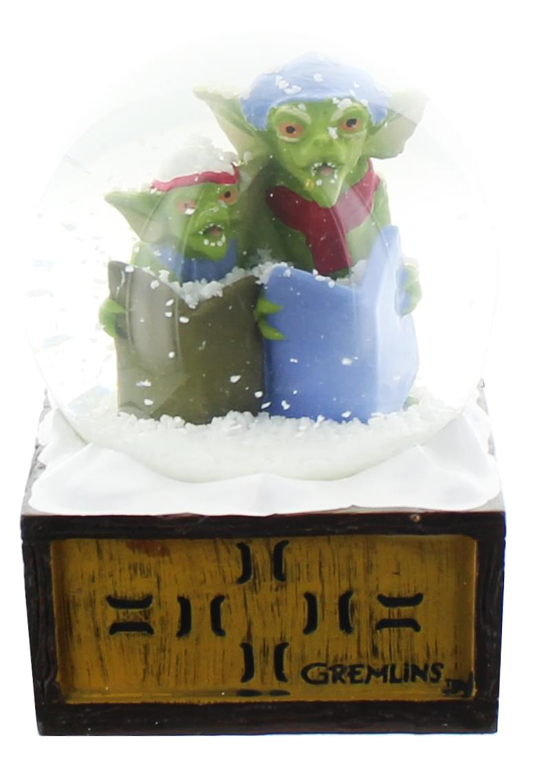 Gremlins Holiday Snowglobe