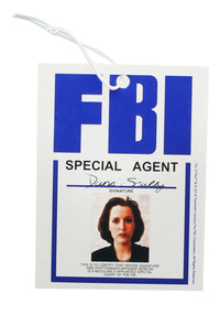 The X-Files Agent Scully & Mulder Air Freshener