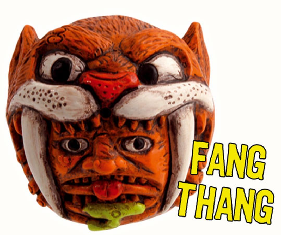 "Madballs 2"" Mini Squirter: Fang Thang"