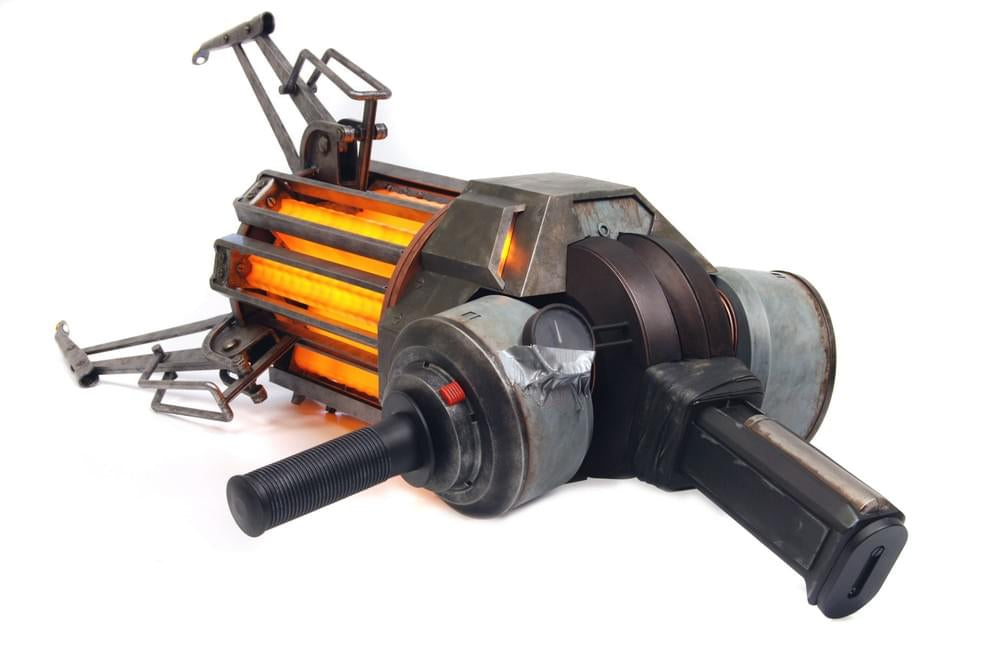 Neca Half Life 2 Zero-Point Energy Field Manipulator (ZPEFM) Prop Replica