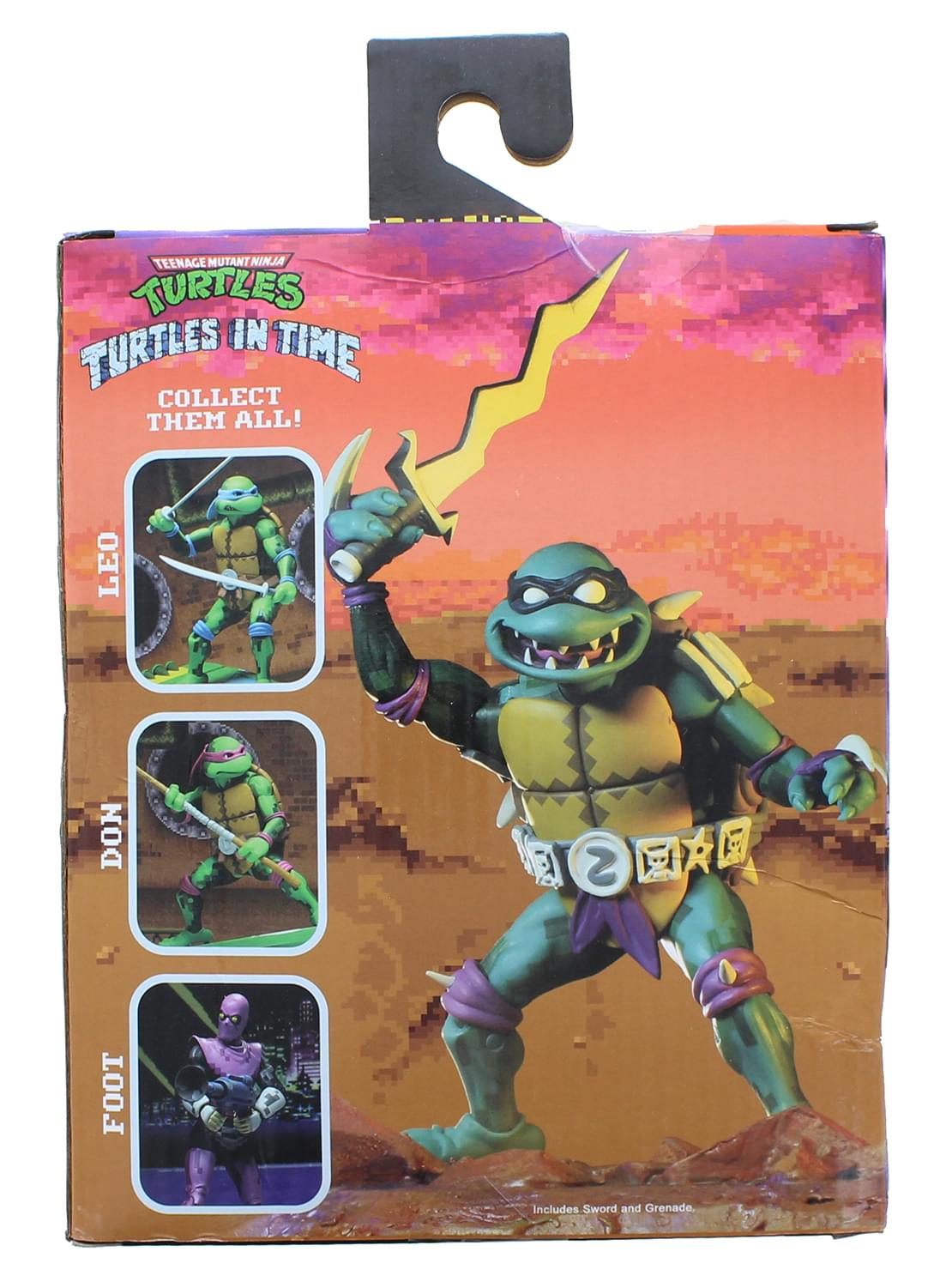 Teenage Mutant Ninja Turtles Turtles In Time 7 Inch Action Figure | Slash