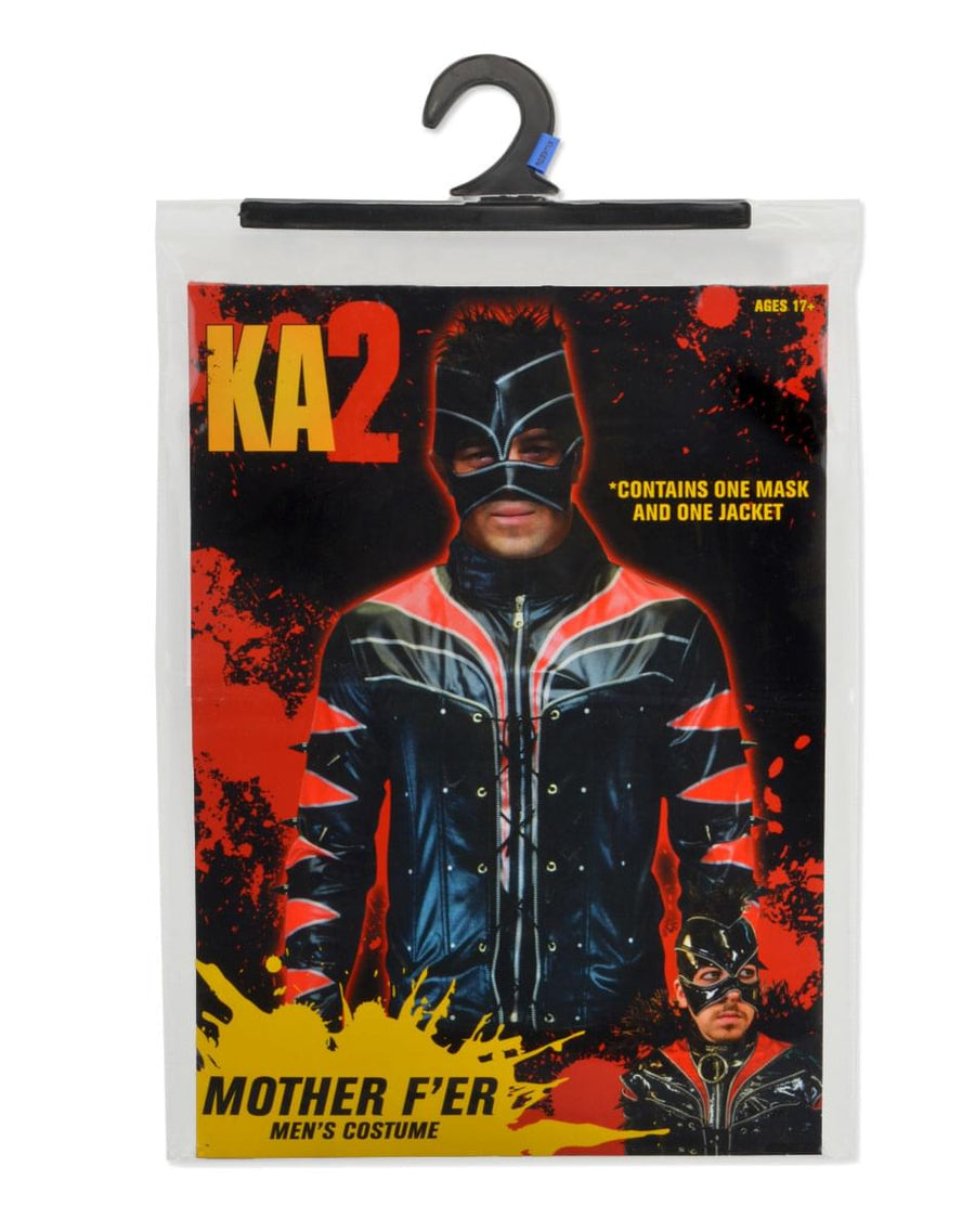 Kick Ass 2 Adult Costume Mother F'er