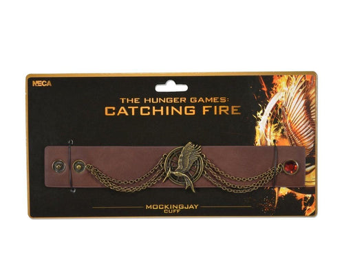 Hunger Games Catching Fire Mockingjay Cuff Bracelet