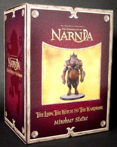 Chronicles Of Narnia - Minoboar Statue