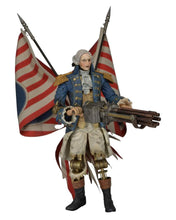 "Load image into Gallery viewer, Bioshock Infinite Heavy Hitter Patriot George Washington 9"" Action Figure"